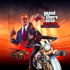 [PS4] Grand Theft Auto Online: играйте бесплатно без подписки до 30 декабря