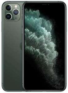 Смартфон Apple iPhone 11 Pro Max 64GB, темно-зеленый