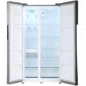 Холодильник DEXP SBS510M (Side by Side, 510 л)