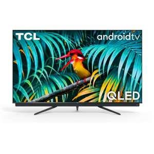 """Телевизор TCL 55C815 55"""" (QLED, 4K, VA, Android 9 - 2/16Gb, звук 2.1 - 35Вт)"""