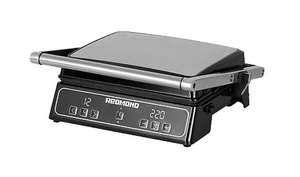 Гриль REDMOND SteakMaster RGM-M809 (В Ленте через СБЕРМАРКЕТ)