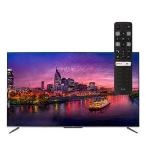 """LED телевизор TCL 65C715 65"""" 4K Smart TV + большая подборка ТВ от TCL в DNS"""