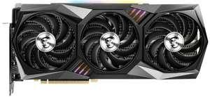 [СПб] Видеокарта MSI GeForce RTX 3090 GAMING X TRIO (уценка)