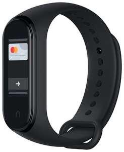 Умный браслет Xiaomi Mi Band 4 NFC black