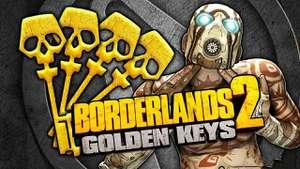 [PC, PS4, Xbox] Десять золотых ключей для Borderlands 2