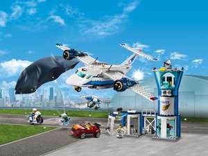 Конструктор Lego Воздушная полиция: авиабаза 60210
