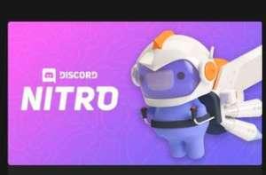 Discord NITRO на 3 месяца бесплатно владельцам Xbox Game Pass Ultimate