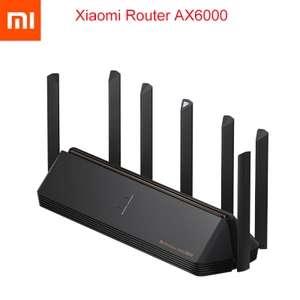 Xiaomi AX6000 AIoT роутер (новинка)