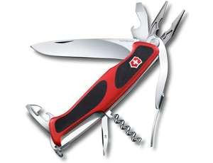 Нож Victorinox RangerGrip 174 красно-черный