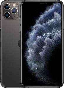 iPhone 11 pro max 64 space grey + наушники Jays a-Seven Wireless + сим-карта Yota