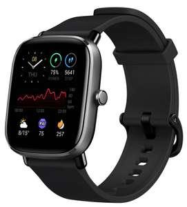Умные часы Amazfit GTS 2 mini, черный или розовый (на первый заказ)