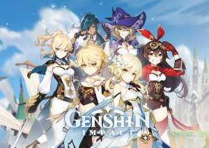 Промокоды на 300 примогемов для Genshin Impact
