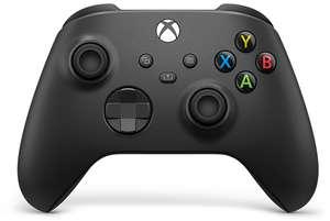 Геймпад Microsoft Xbox Series Carbon QAT-00002