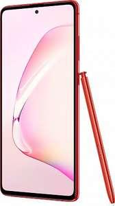 Смартфон Samsung Galaxy Note 10 Lite 6/128GB (красный)