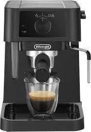 Рожковая кофеварка Delonghi EC230BK