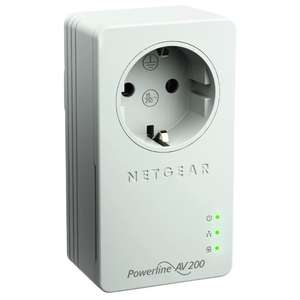 Комплект адаптеров PLC Powerline Netgear XAVB1601