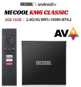 ТВ бокс Mecool KM6 Classic 2/16