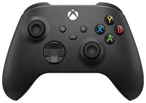 Геймпад Microsoft Xbox Series Carbon, QAT-00002 (первый заказ в приложении)