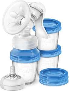 Молокоотсос Philips Avent SCF330/13 ручной с контейнерами