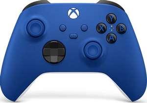 Беспроводной геймпад Microsoft QAU-00002 для Xbox Series, синий