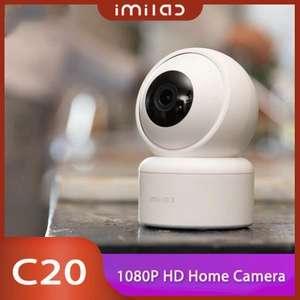 IP камера Xiaomi Imilab C20 1080P APP Wi-Fi + флешка на 64 ГБ