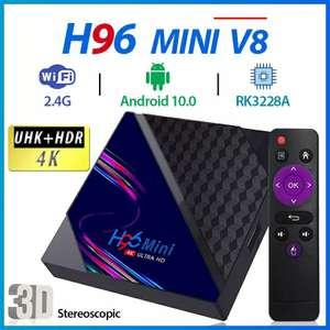 TV box H96 Mini V8 android 10