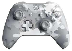 [Омск] Геймпад Microsoft Xbox Wireless Controller Arctic Camo Special Edition