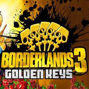 [PC, PS4, XBOX] Три золотых ключа для Borderlands 3