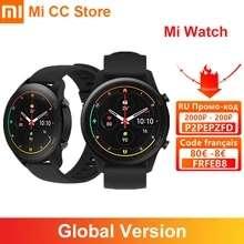 Смарт-часы Xiaomi Mi Watch Color (Глобальная версия)