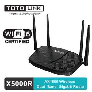 WiFi6 роутер TOTOLINK X5000R