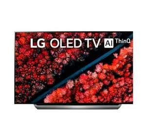 Телевизор LG OLED55C9PLA, 4K, SmartTV