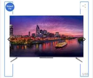 4K Телевизор TCL 50C715 Smart TV и подборка моделей С715 разной диагонали