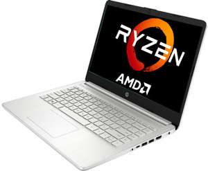 """Ноутбук HP 14s-fq0035ur 14"""" IPS Ryzen 3 4300U/8Gb/512Gb SSD/DOS в NewMart"""