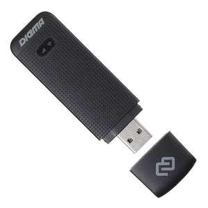 Модем/роутер 3G/4G Digma (DW1961)