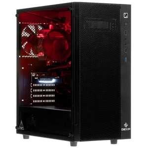 Компьютер DEXP Jupiter P324 (Ryzen 5 3600, 16/512 SDD, 1660 Super)