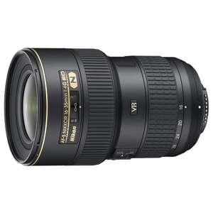 [не везде] Объектив Nikon AF-S Nikkor 16-35mm f/4G ED VR