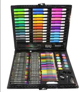 Набор для рисования и творчества Artist's Corner, 150 предметов, черный