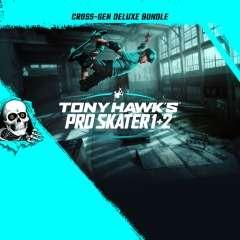 [PS4, PS5] Tony Hawk's Pro Skater 1+2 - Набор «Два поколения» Deluxe