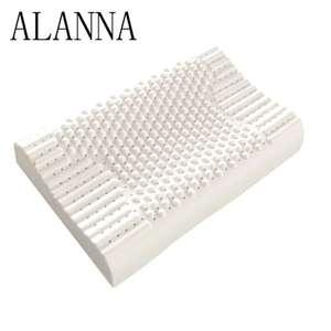 Ортопедическая латексная подушка и наволочка Аланна 60*38 см.