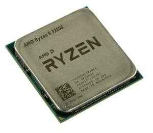 Процессор AMD Ryzen 5 3350G, OEM (3.6-4.0 ГГц + Vega 10)