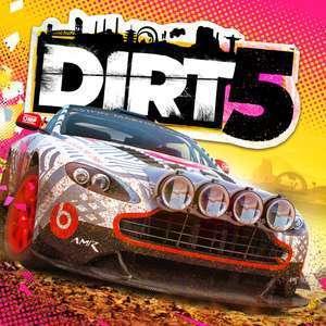 [PS4, PS5] DIRT 5 бесплатный период до 5 апреля