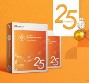PC PARAGON Hard Disk Manager 25th Anniversary Limited Edition
