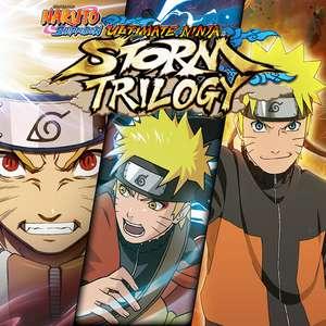 [Nintendo Switch] Naruto Shippuden: Ultimate Ninja Storm Trilogy