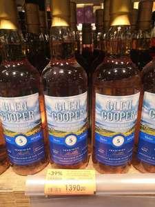 Односолодовый виски Glen Cooper 0.7л 46%
