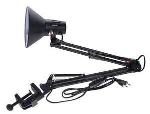 Настольная лампа ЭРА N-121-E27-40W-BK