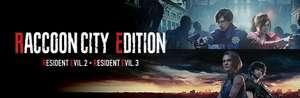 [PC] Resident Evil Raccoon City Edition - в наборе игры дешевле!