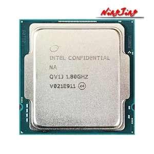 Процессор Intel Core i7 11700 ES QV1J (8 ядер 16 потоков - инженерник)