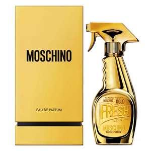 Moschino Тестер Gold Fresh Couture Парфюмированная вода женская (edp) 100мл