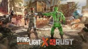 [PS4, Xbox, PC] Золотое оружие для Dying Light | Бесплатное DLC «Rust» | Скидка на игру