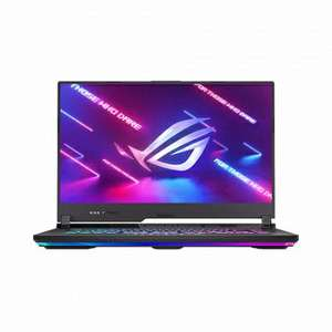 """Ноутбук Asus ROG Strix G15 G513QM-HN027 Eclipse Grey Ryzen 7-5800H/16G/1Tb SSD/15.6"""" FHD IPS 144Hz AG/NV RTX3060 в newmart"""